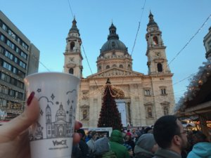vianoce-trhy.budapesť-bazilika sv. Štefana