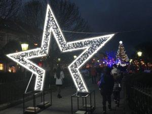 Košice-Vianoce-nové osvetlenie