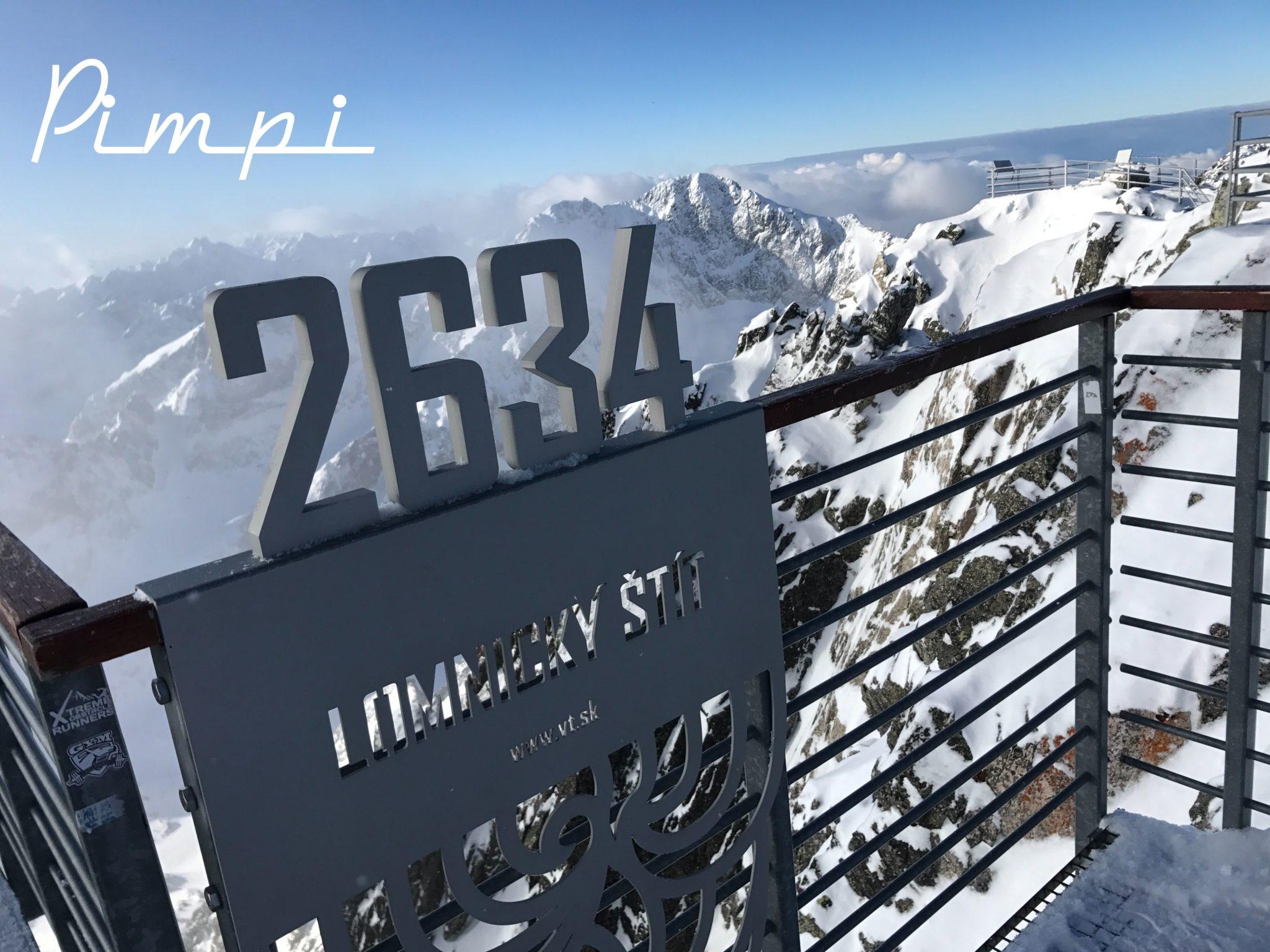 pimpi-bábo-cestovanie-lomnický štít-vysoké tatry