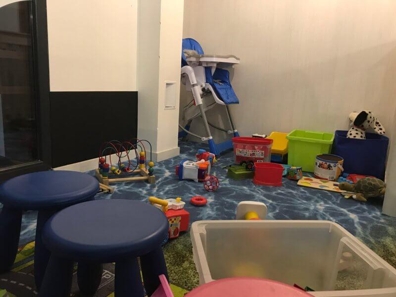 Detský kútik JABĹČKO - stráženie detí