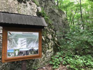 pimpi-bábodosveta-kam s deťmi-bábätko-bábo-cestovanie-slovensko-krásna príroda-národný park-slovenský kras-zádiel-zádielska tiesňava-chata-dolina-turistika-kočík-motýle-bufet-túra-hrad