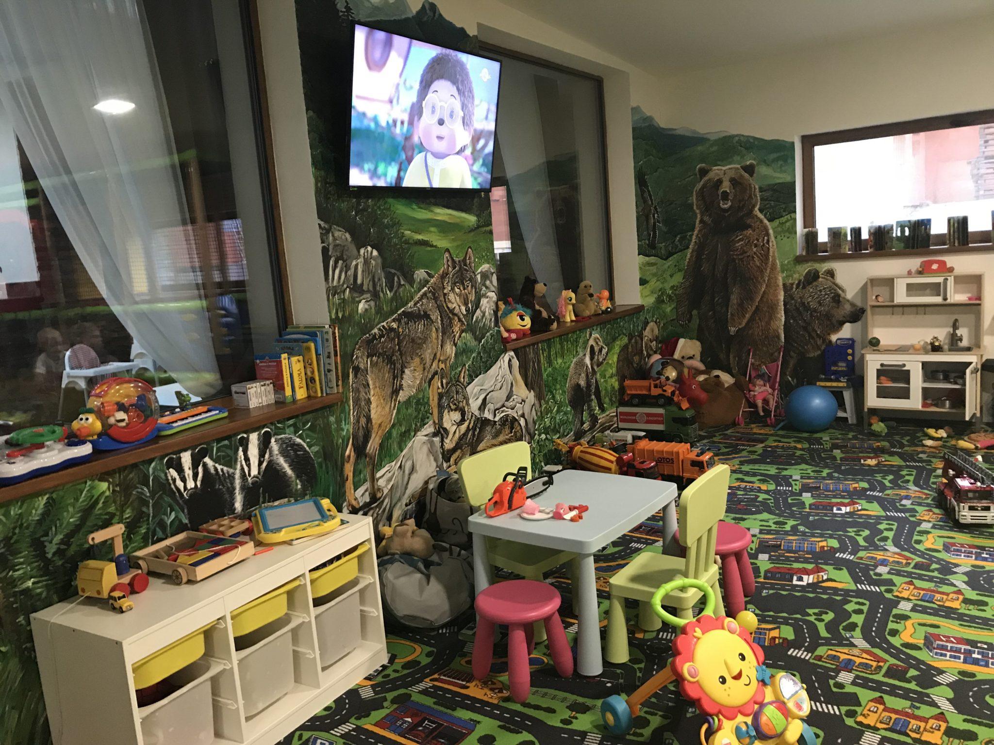 Detský kútik v Heppi | Bábo do sveta